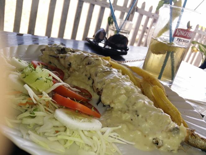 Goan Food : Kingfish