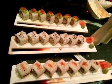 I see, You see? Sushi!